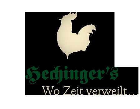 Hechinger's Wo Zeit verweilt...